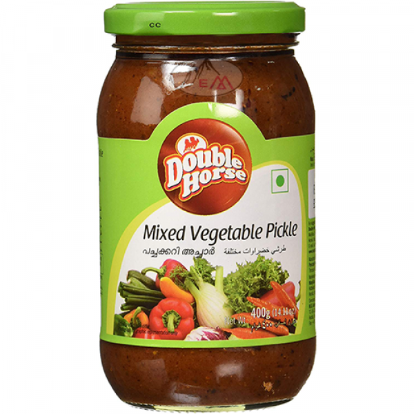 Double Horse Mixed Vegetable Pickle