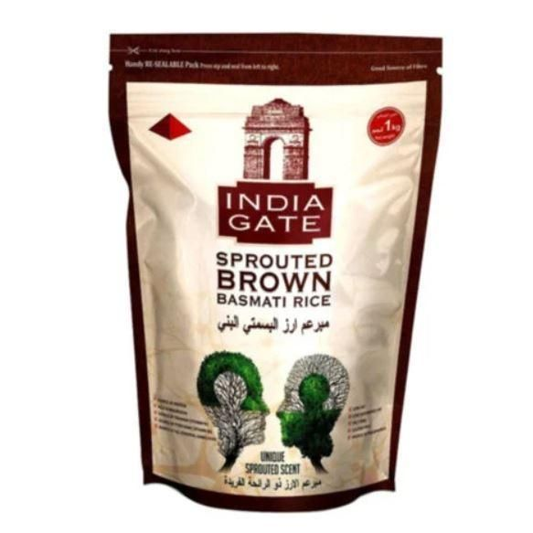 India gate Sprouted Brown Rice